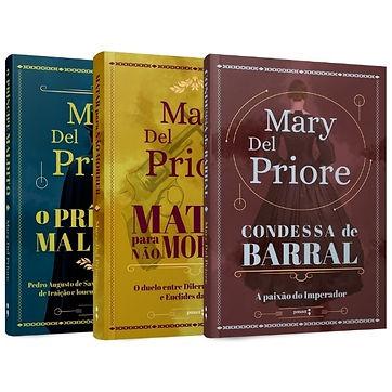 Trio Mary Del Priore