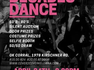 Costume Decades Dance!