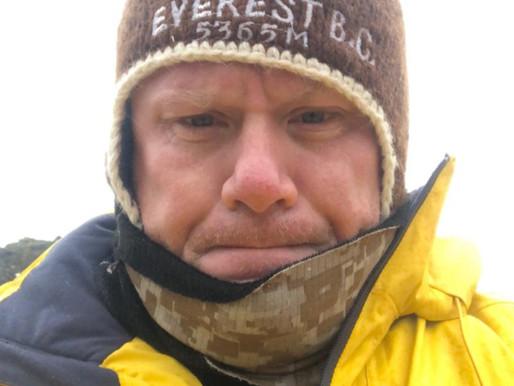Hutto Hiking the Himalayas
