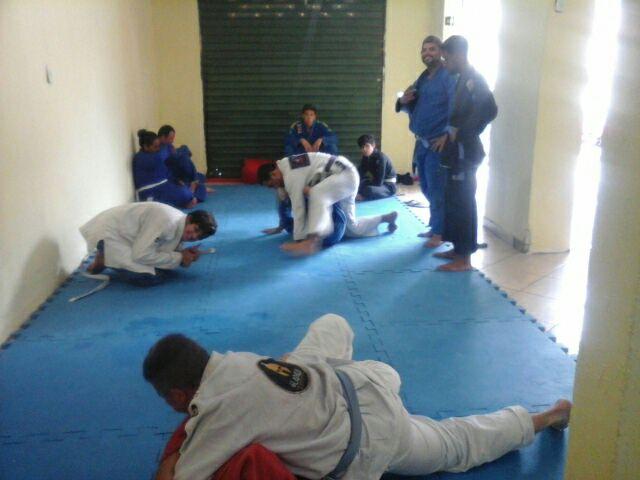 treino matinal