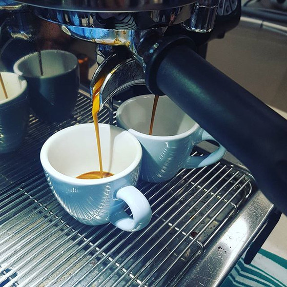 Back to school, espresso school that is