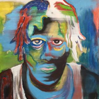 Portraits of Mugshots-Drug Possession