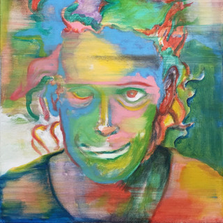 Portraits of Mugshots - Opioid Addict