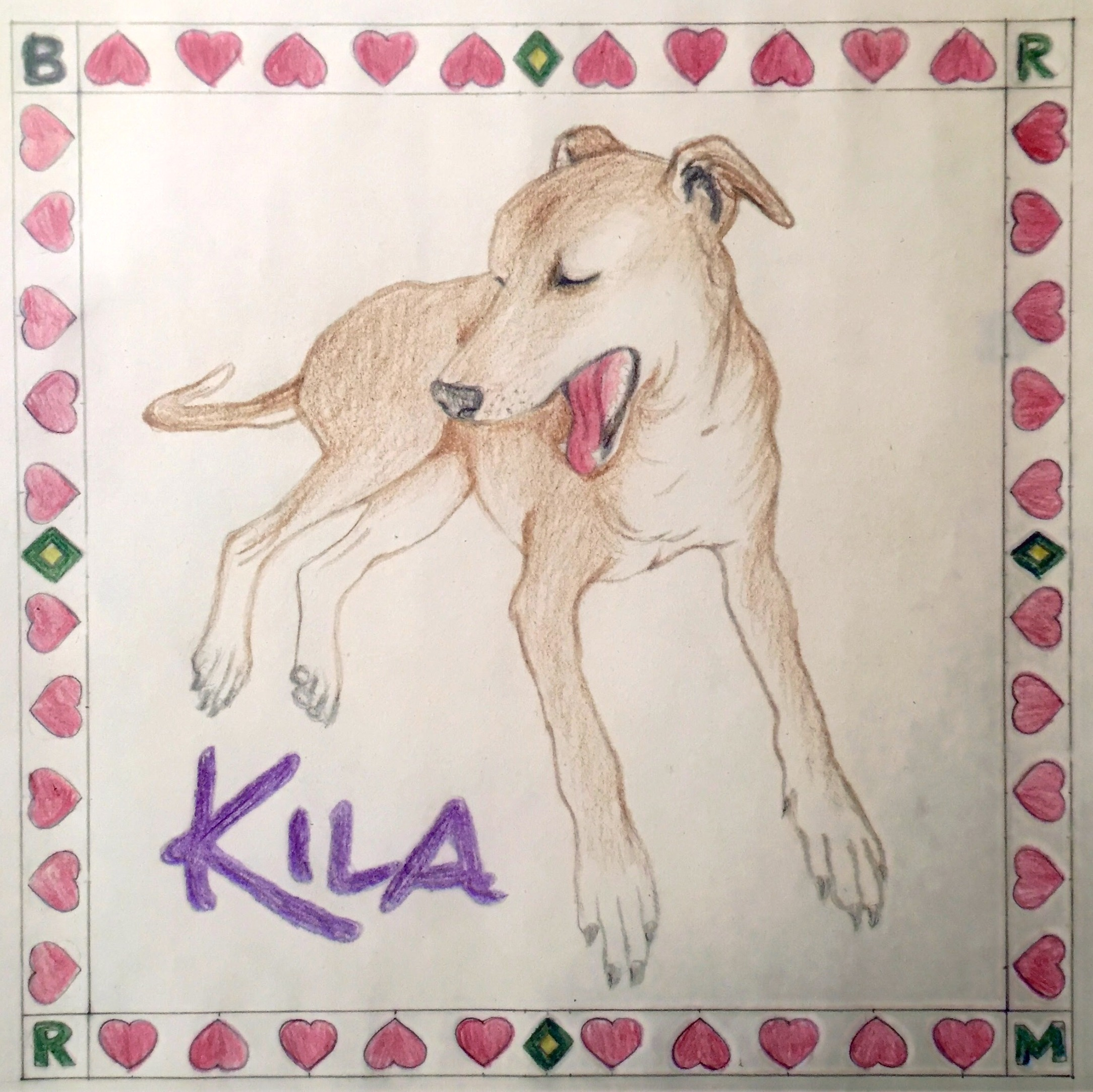 Portrait of Kila