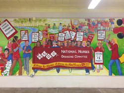 Mural for NNU Panel 2, 2018