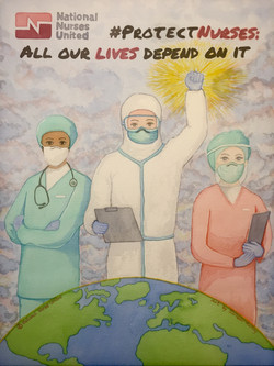 #ProtectNurses - All Our Lives Depend On It