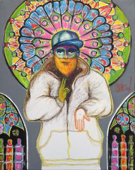 Hipster Saint