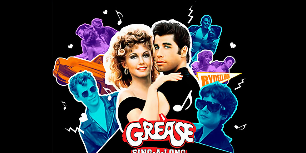 Free Movie Night Grease (Sing-A-Long)