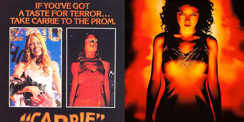 CARRIE & THE RAGE: CARRIE 2