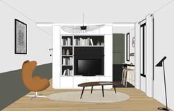Appartement Clément