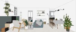 Appartement Matignon
