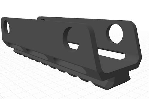 TM MP7 (GBBR & AEP) Picatinny Rail (MP7A2 Conversion Kit)