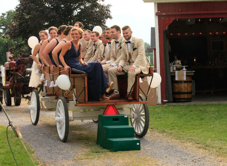 Planning A Fall Wedding In Rochester NY?