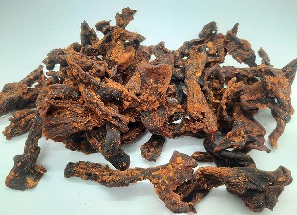 Oyster Mushroom Jerky (Vegan)