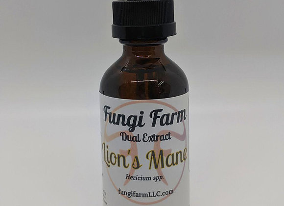 Lion's Mane Magic Mushroom Dual Extract