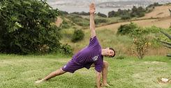 Joao Teotonio - Yoga instructor