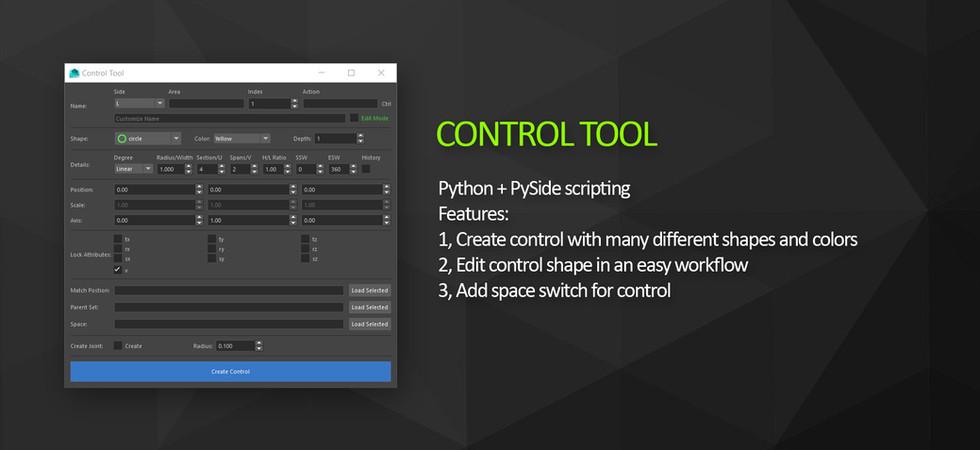 Control Tool