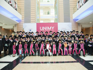 UNIMY Inaugural Convocation 2018