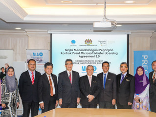 Prestariang Signs the MLA 3.0 Agreement with the Government Of Malaysia