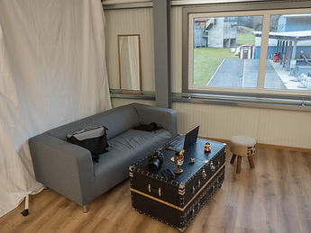 pixelFLUT.ch Studio - Lounge