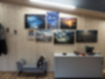 pixelFLUT.ch Studio - Bilderwand