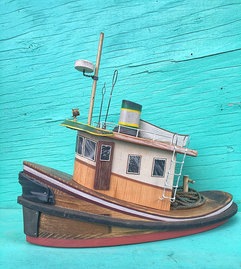 Vintage Tugboat