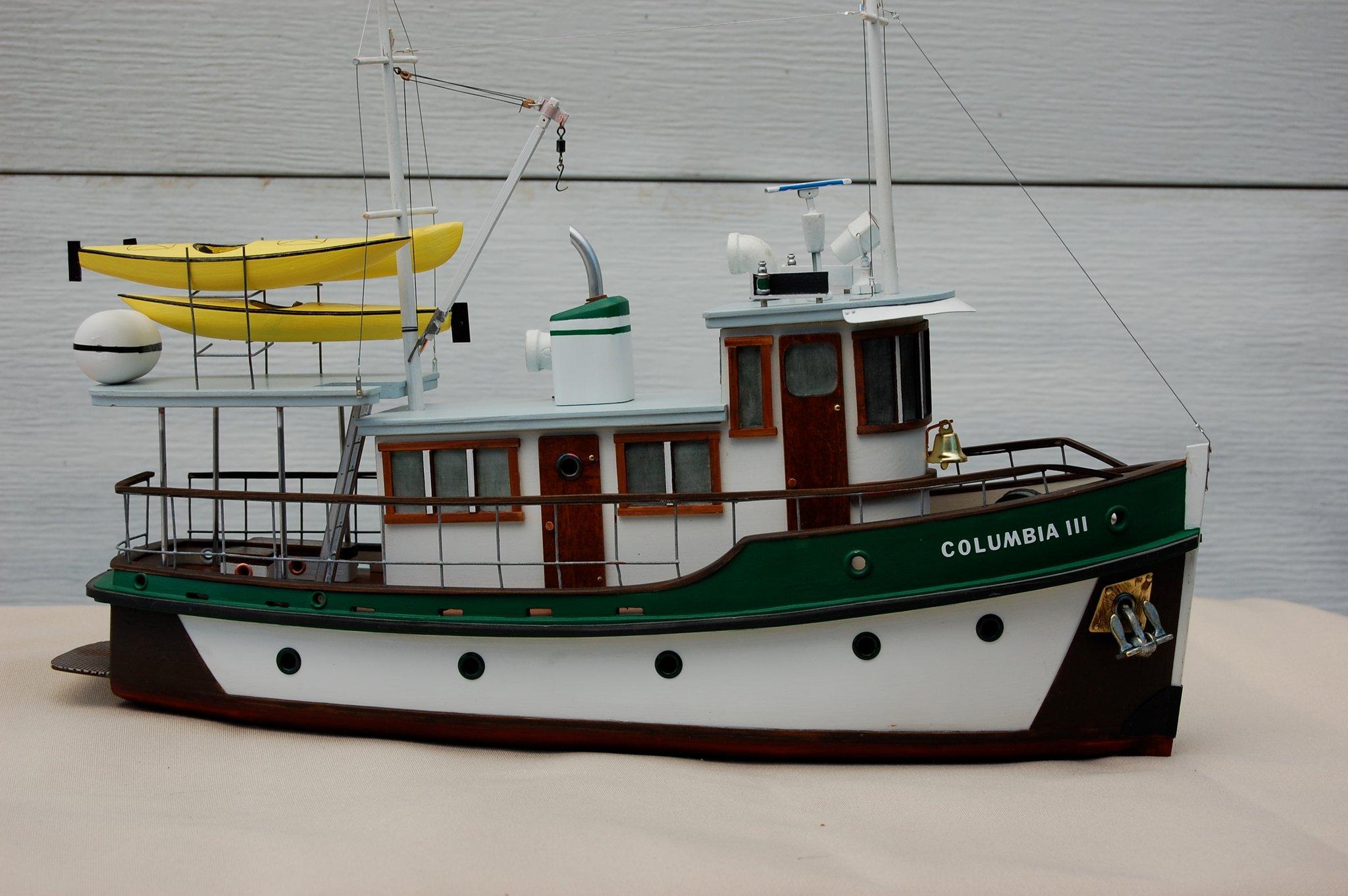 Columbia III