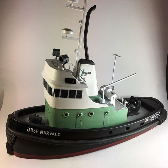 Done! #robertallanltd #loves_boats #tugboats_daily #tugspotting #plungercovestyle #tugboats #lafarge