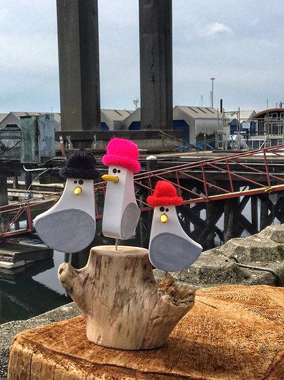 Mini seagulls