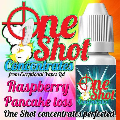 Raspberry pancake toss one shot e-liquid flavour concentrate 30ml