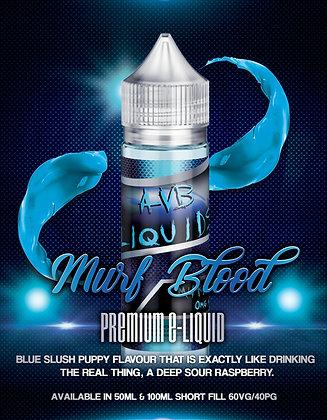AVB Liquids - Murf Blood  50ml