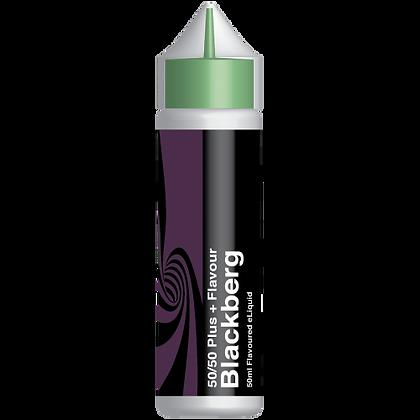 City Vape E-liquid 50ml 50/50 Shortfill -  Blackberg