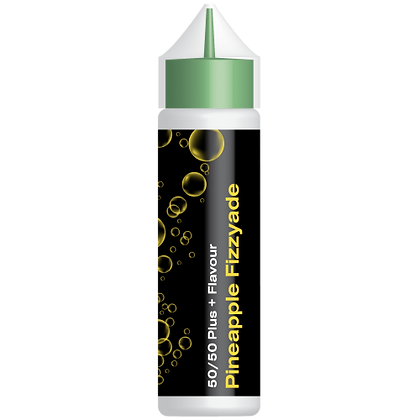 City Vape E-liquid 50ml - Pineapple Fizzyade