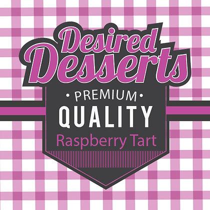Exceptional Vapes Desired Desserts -Raspberry Tart