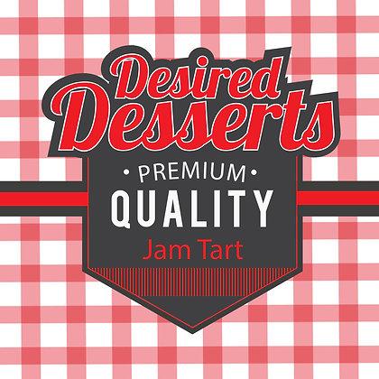 Exceptional Vapes Desired Desserts - Jam Tart