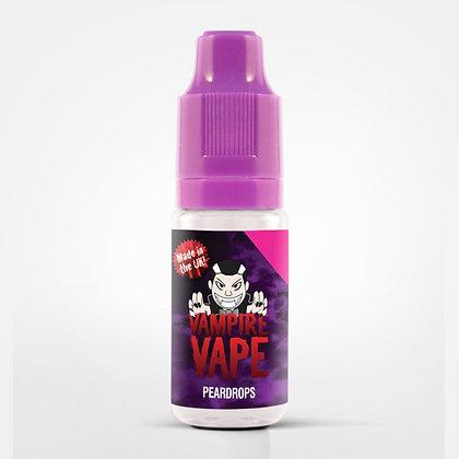 Vampire Vapes E-liquid 10ml - Peardrops