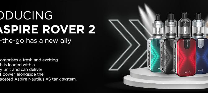 The New Aspire Rover 2 Vape Kit