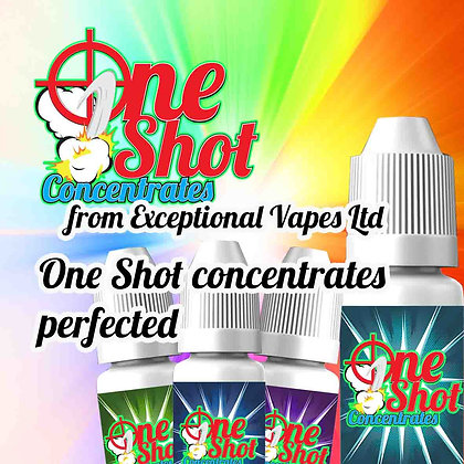Misty Pink one shot e-liquid flavour concentrate 30ml