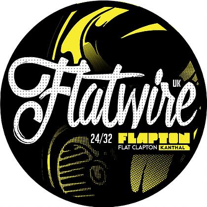FlatwireUK Kanthal Flapton Wire
