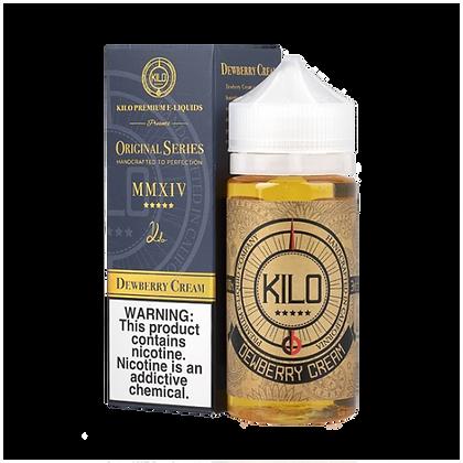 Dewberry Cream by Kilo E Liquid   Original Series   100ml Short Fill