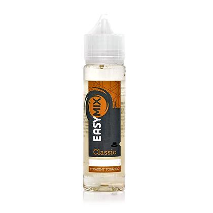 Easy Mix 50ml Premium E-liquid - Straight Tobacco