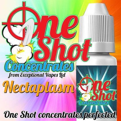 Nectaplasm one shot e-liquid flavour concentrate 30ml