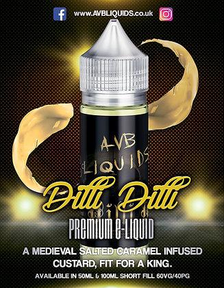 AVB Liquids - Dilli Dilli  50ml