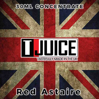 T-juice concentrate 30ml - Red Astaire