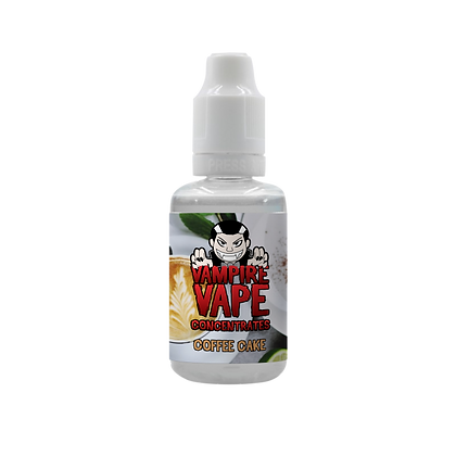 Vampire Vapes -  COFEE CAKE e-liquid flavour concentrate 30m