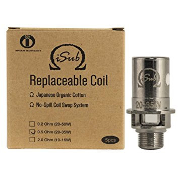 INNOKIN iSub Replacement Coils (5 Pack)
