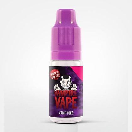 Vampire Vapes E-liquid 10ml - Vamp Toes