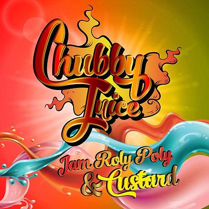 Chubby Juice- Jam roly poly & custard Premium E-liquid