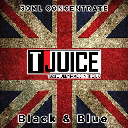 T-juice concentrate 30ml - Black n Blue