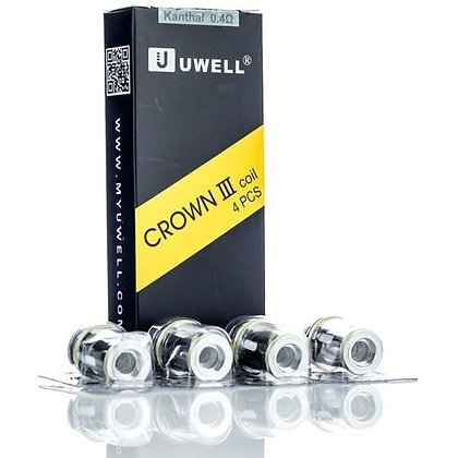 Uwell Crown 3 Replacement Coils (4 Pack)